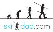 ski dad